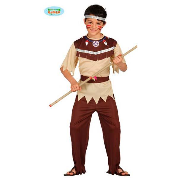 Disfraz Indio Cherokee