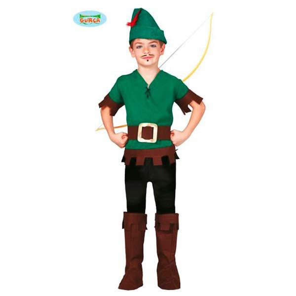 Disfraz Robin Hood para niño