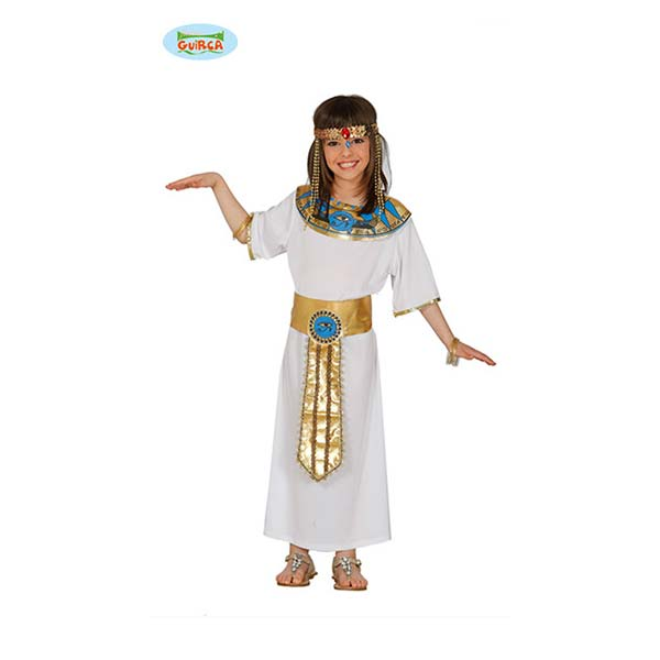 Disfraz Cleopatra infantil