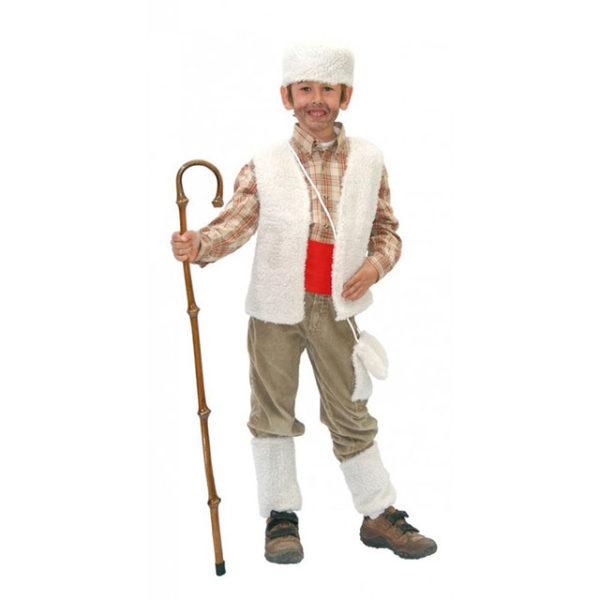 Disfraz pastor infantil