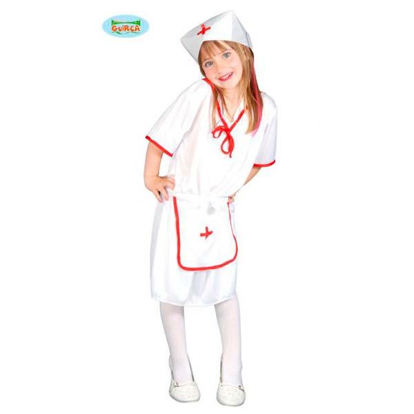 Disfraz enfermera infantil