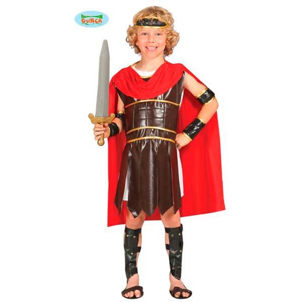 Disfraz legionario tribuno para niño