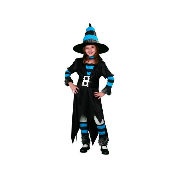 BT - Disfraz de bruja caprichosa para niña