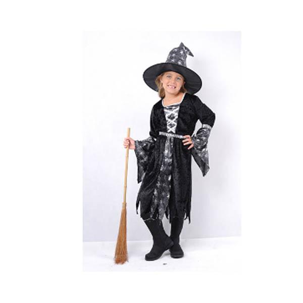 BT - Disfraz de bruja magia para niña