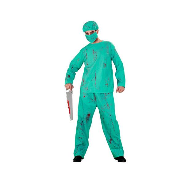 BT - Disfraz cirujano sangriento adulto