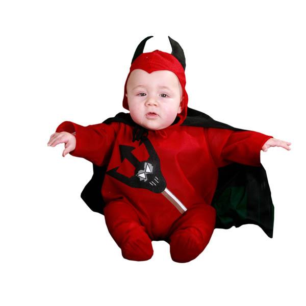 BT - Disfraz Diablillo para bebé