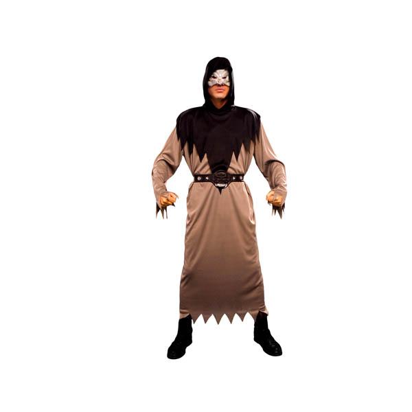 BT - Disfraz Guerrero Enmascarado adulto