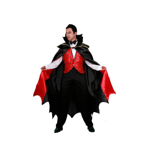 BT - Disfraz Vampiro Lujo adulto