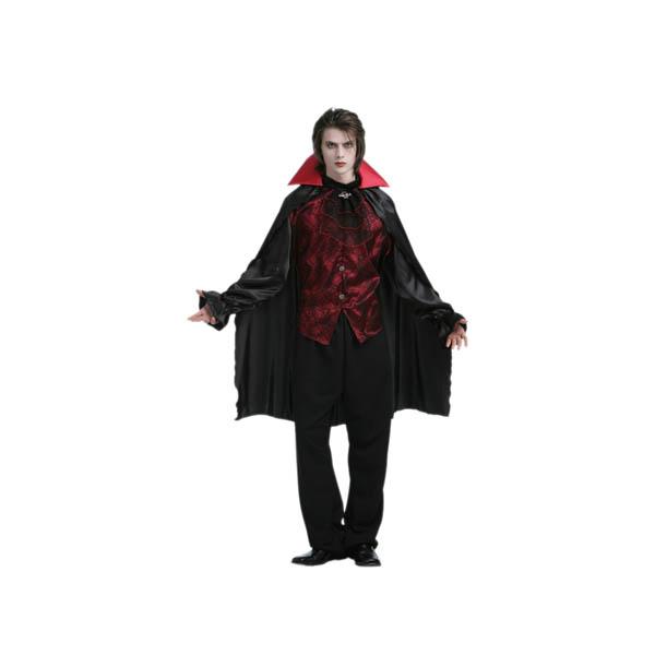 BT - Disfraz Vampiro Oscuro adulto