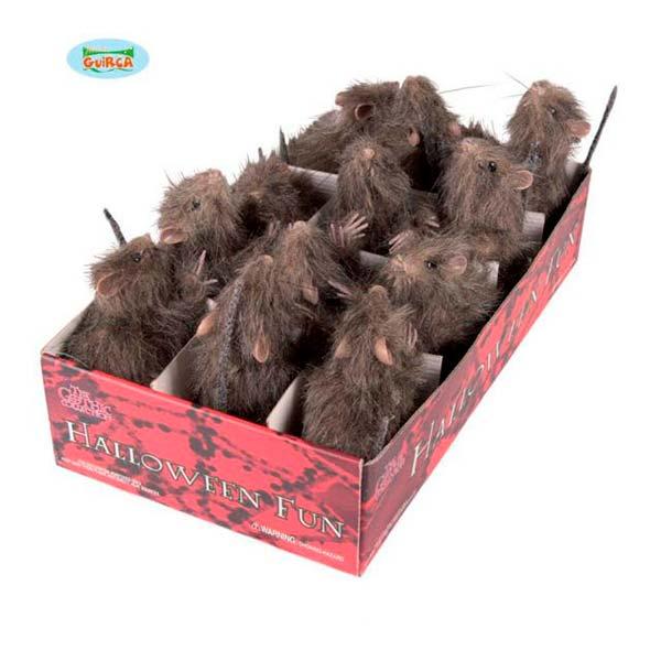 Caja 12 ratas surtidas