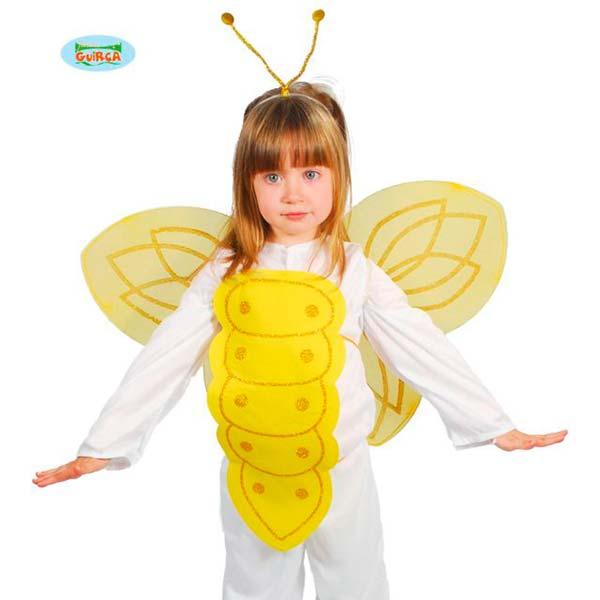 Disfraz de abeja infantil con alas