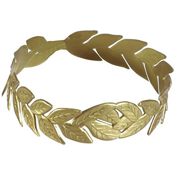 Corona de laurel de César