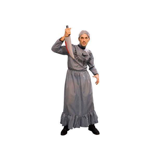 Disfraz de Anciana Asesina para hombre
