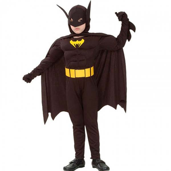 Disfraz batman murciélago infantil