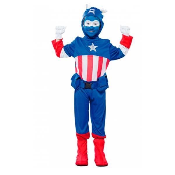 Disfraz - Capitán América azul