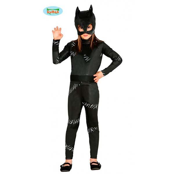 Disfraz catwoman para niña