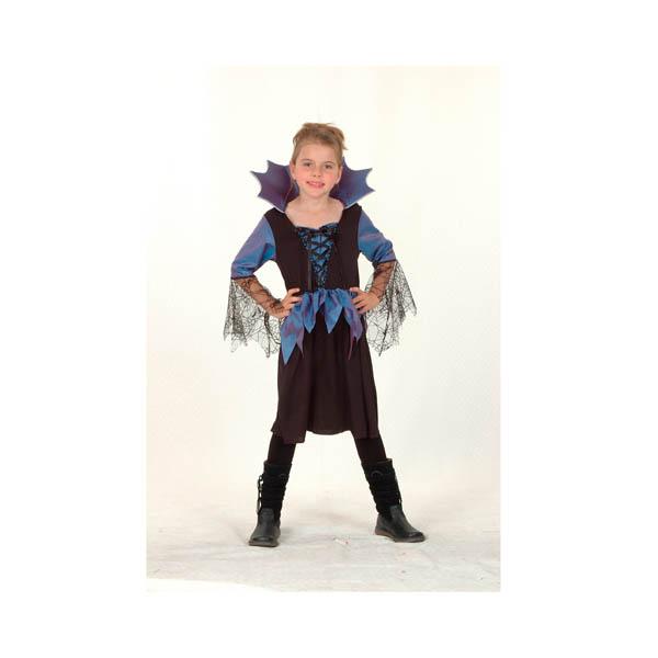 Disfraz de dama telaraña para niña