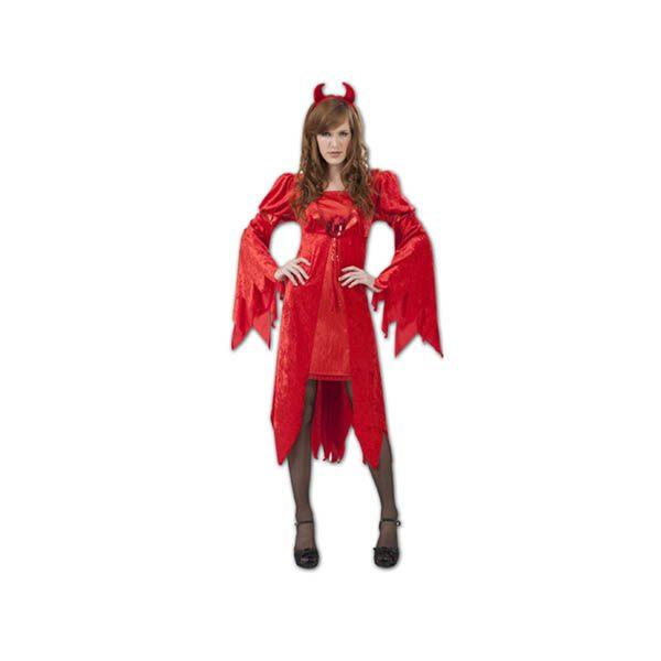 Disfraz de diablesa de lujo
