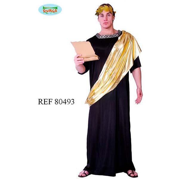 Disfraz emperador romano de adulto