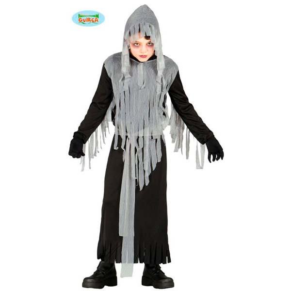 Disfraz espíritu del mal para niño