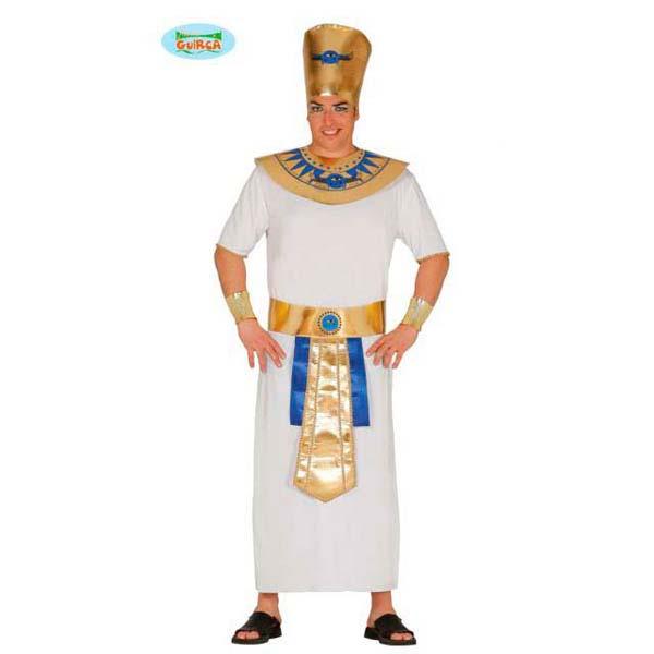 Disfraz de Faraón de Egipto para hombre