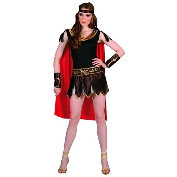 Disfraz de Guerrera romana para mujer