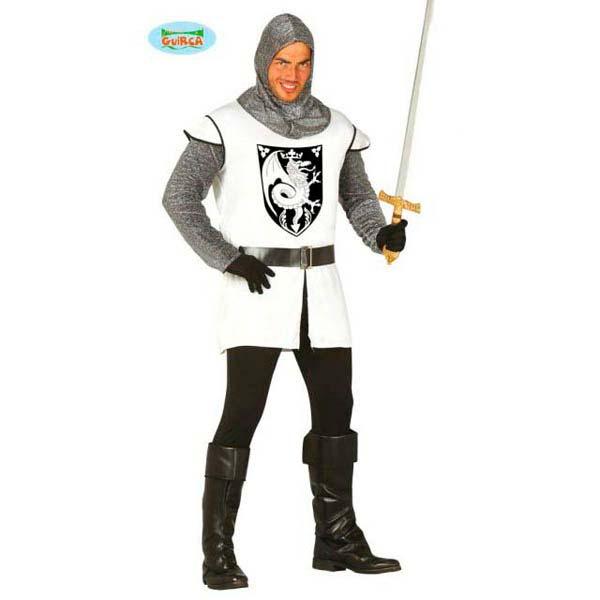 Disfraz de guerrero medieval para adulto