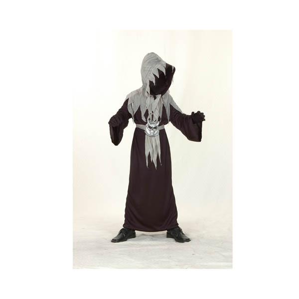 Disfraz de maestro de la oscuridad para niño