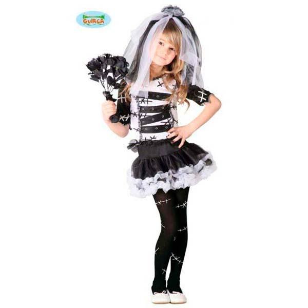 Disfraz monster bride infantil
