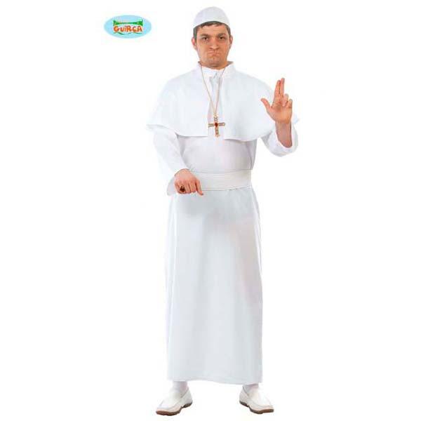 Disfraz de Papa para adulto