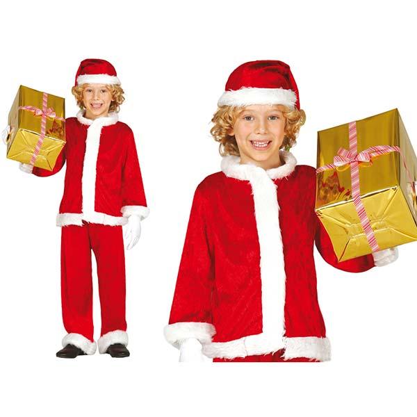 Disfraz Papá Noel para niño