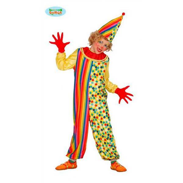 Disfraz payaso para niño