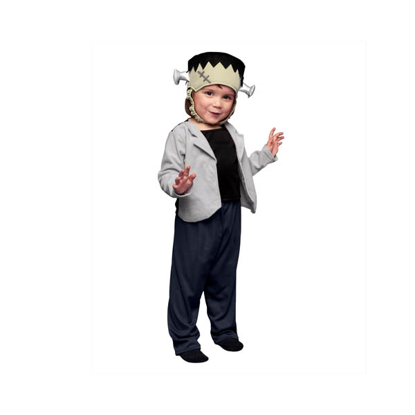 Disfraz de pequeño Frankenstein para niño