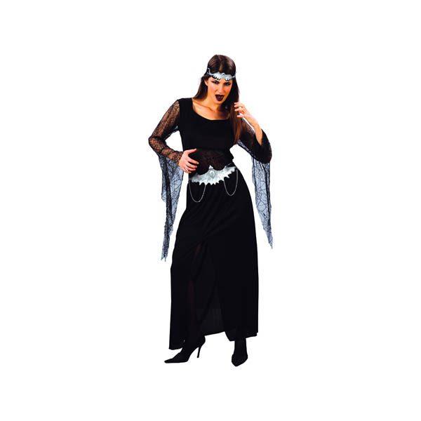Disfraz de reina de los murciélagos para mujer