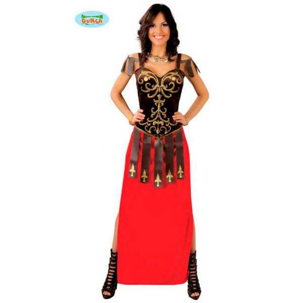 Disfraz romana tiberia para mujer