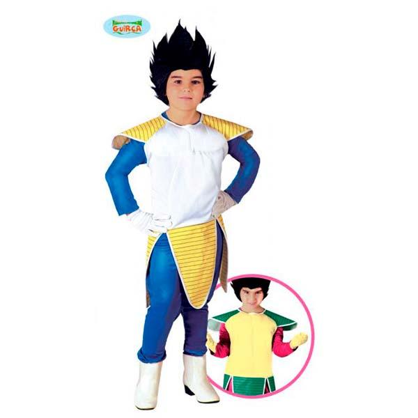 Disfraz samurai espacial para niño