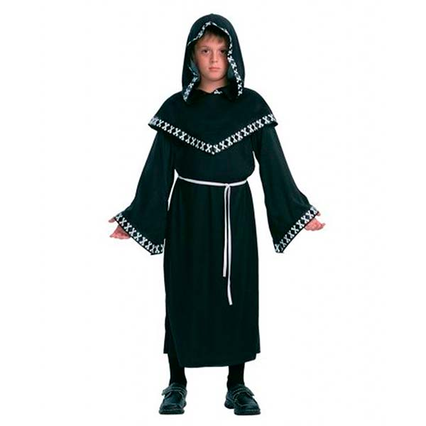Disfraz de segador siniestro para niño