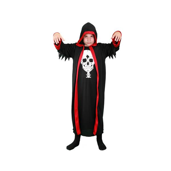 Disfraz señor de la cripta para niño