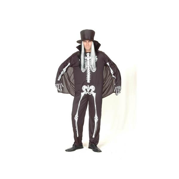 BT - Disfraz Skeleton adulto