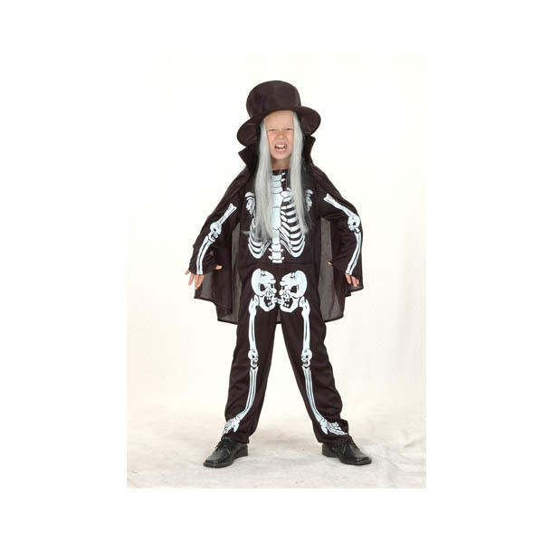 Disfraz Skeleton BT para niño