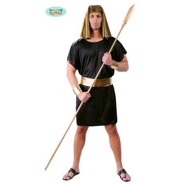 Disfraz de soldado egipcio para hombre