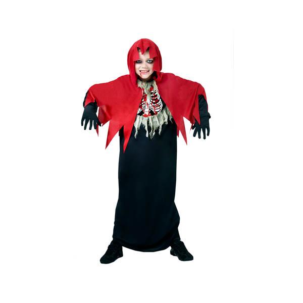 Disfraz de la túnica del horror para niño
