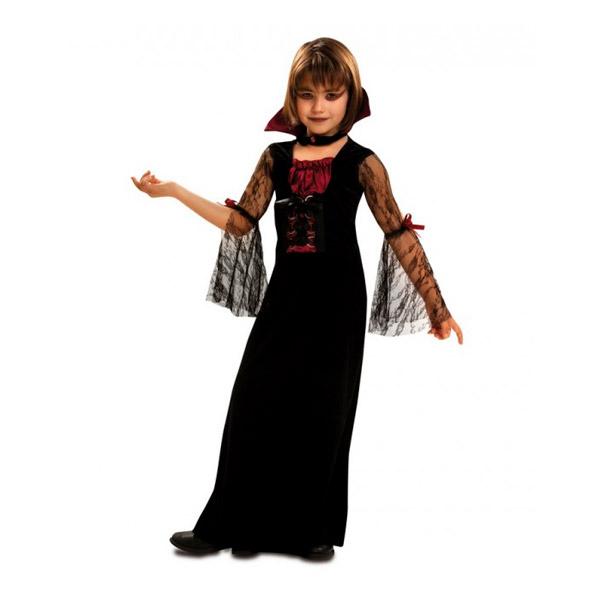 Disfraz de Vampiresa dulce para niña