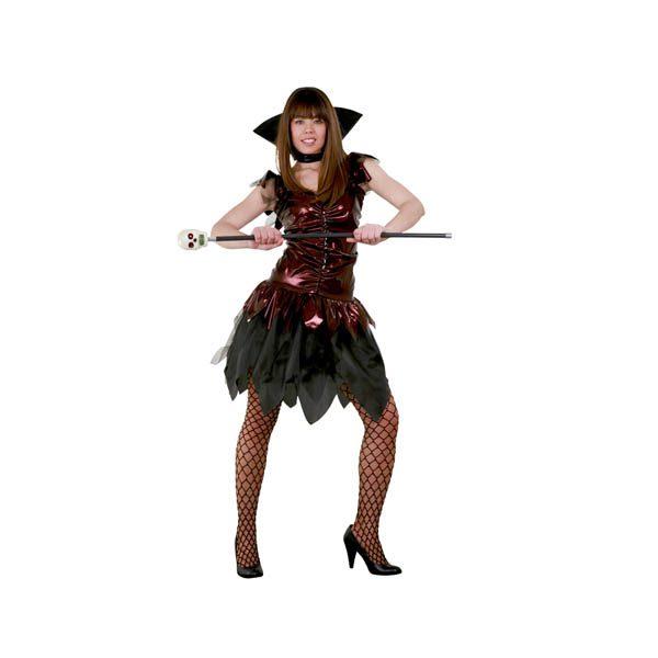 Disfraz de vampiresa para mujer