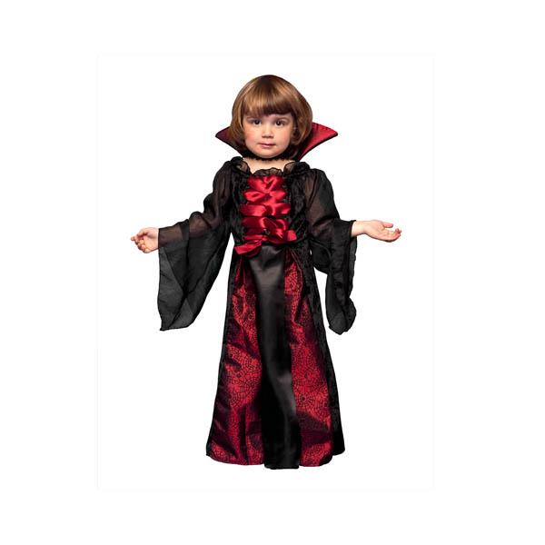 Disfraz vampiresa reina para niña