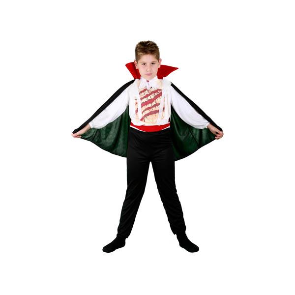 Disfraz de vampiro para niño