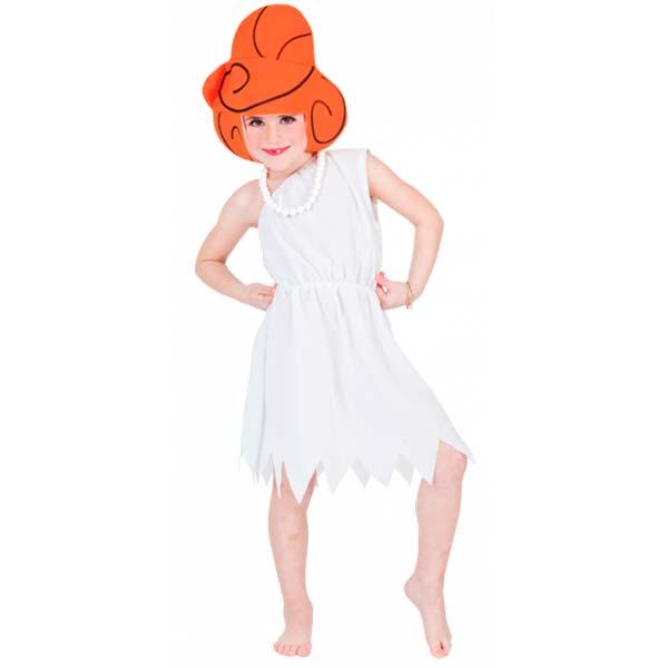 Disfraz Wilma para niña