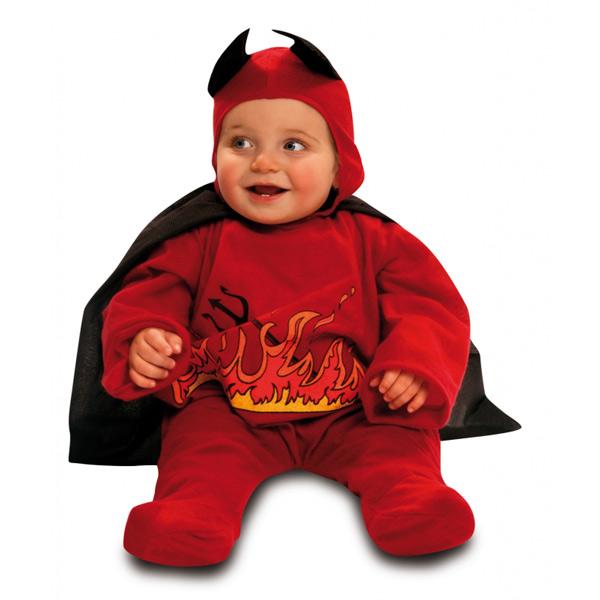 MOM - Disfraz Diablillo para bebé