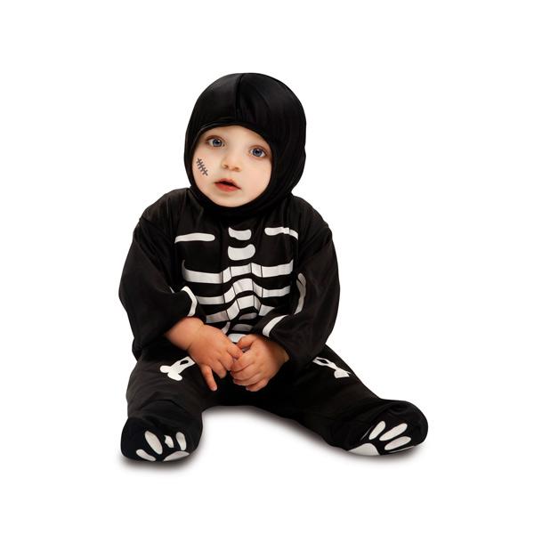BT - Disfraz Esqueleto para bebé