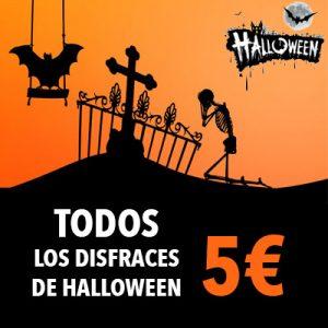 Slider de portada Halloween 2019 para móviles